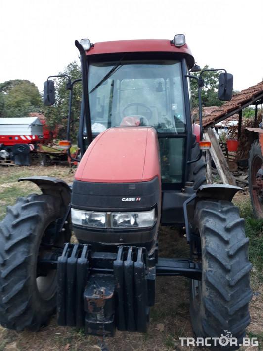Трактори CASE-IH Jx 1 - Трактор БГ