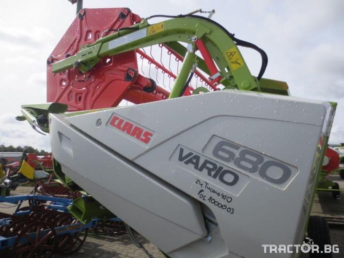 Комбайни Claas Tucano 450 2020 ❗ 11 - Трактор БГ