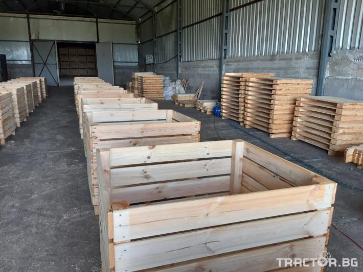 Други Продаваме висококачественни дървени бокс палети 9 - Трактор БГ