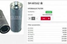 HIFI FILTER SH60162