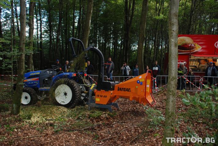 Машини за дърводобив VANDAELE TV 120 5 - Трактор БГ