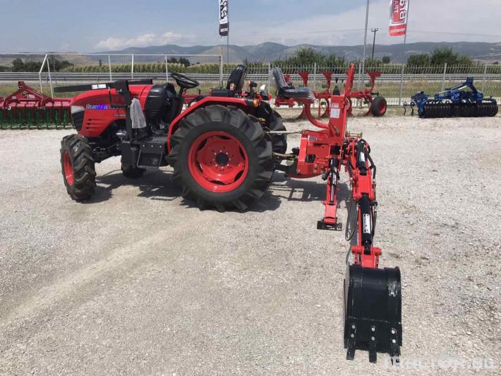 Трактори Branson 6225R 17 - Трактор БГ
