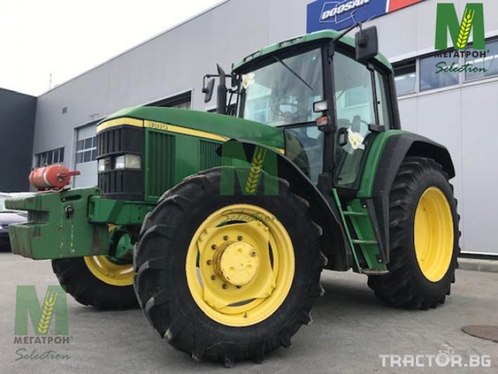 Трактори John-Deere 6910 0 - Трактор БГ