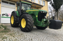 John-Deere 8520 POWER SHIFT ЛИЗИНГ