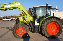 Claas Arion 440 + FL 120 - Трактор БГ