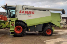 Claas Lexion 460 Evolution - Трактор БГ