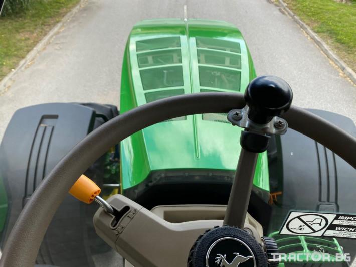 Трактори John-Deere 7215R 18 - Трактор БГ