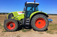 Claas AXION 810 CIS ❗❗❗ - Трактор БГ