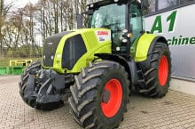Claas Axion 820 Cmatic 2013 ❗❗❗ - Трактор БГ