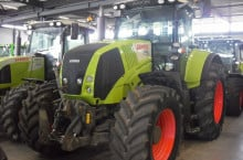 Claas Axion 820 Cmatic 2009 ❗❗❗ - Трактор БГ