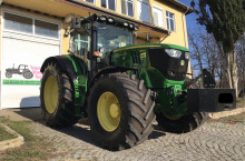 John-Deere 6170R POWER QUAD ЛИЗИНГ