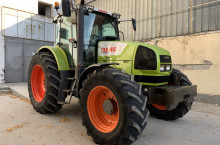 Claas Ares 836 RZ - Трактор БГ