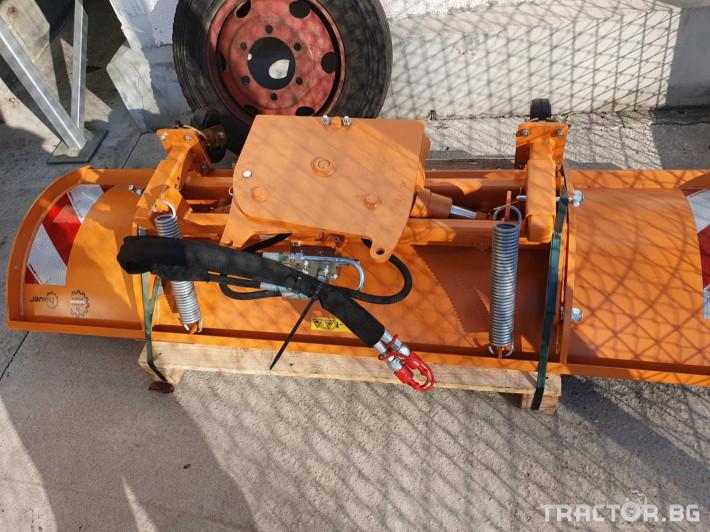 Техника за почистване Гребло за сняг HAUER, Австрия 7 - Трактор БГ