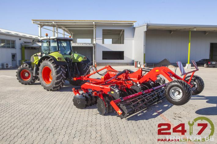 Брани Siptec Disco Plus RT500 2 - Трактор БГ