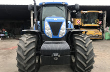 New-Holland T7.260 Power Command