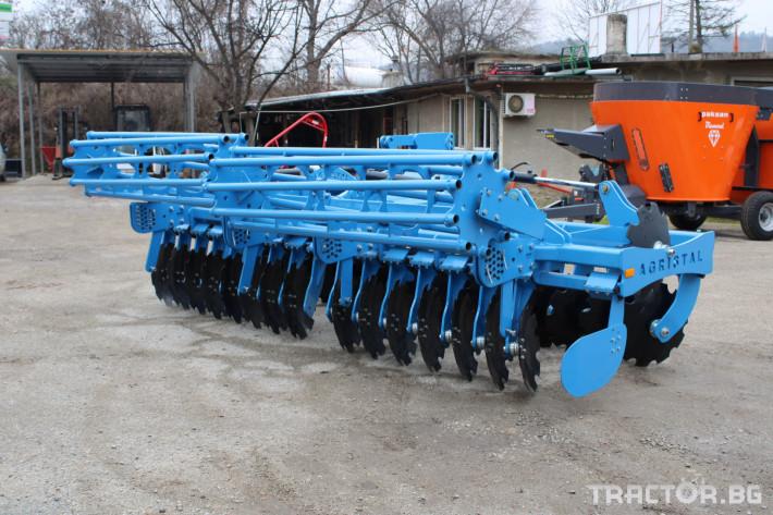 Брани Agristal 3, 4 и 5 мерта 5 - Трактор БГ