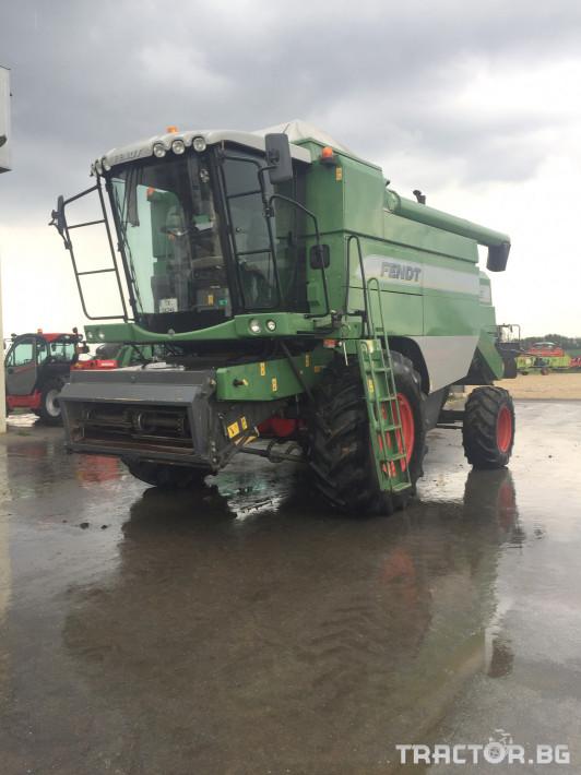 Комбайни Fendt 6250 Е 0 - Трактор БГ