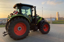 Claas Arion 630 CIS+ ❗❗❗ - Трактор БГ