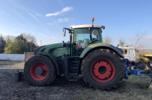 Fendt 939 Vario Profi Plus