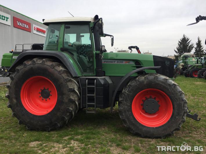 Трактори Fendt 930 Vario 2 - Трактор БГ