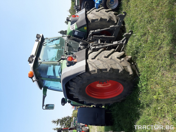 Трактори Fendt 930 Vario 14 - Трактор БГ