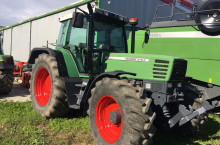 Fendt Favorit 4031 - 515 C - Трактор БГ