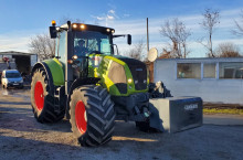 Claas AXION 820 2010🔝❗✅ - Трактор БГ