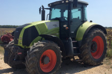 Claas AXION 840 - Трактор БГ