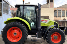 Claas Arion 410 - Трактор БГ