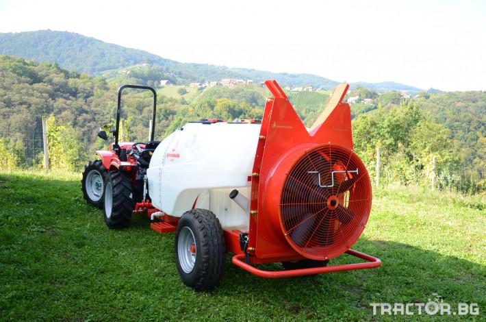 Пръскачки Прикачни вентилаторни пръскачки - AGP 1000/1500/2000 EN - Агромеханика 1 - Трактор БГ