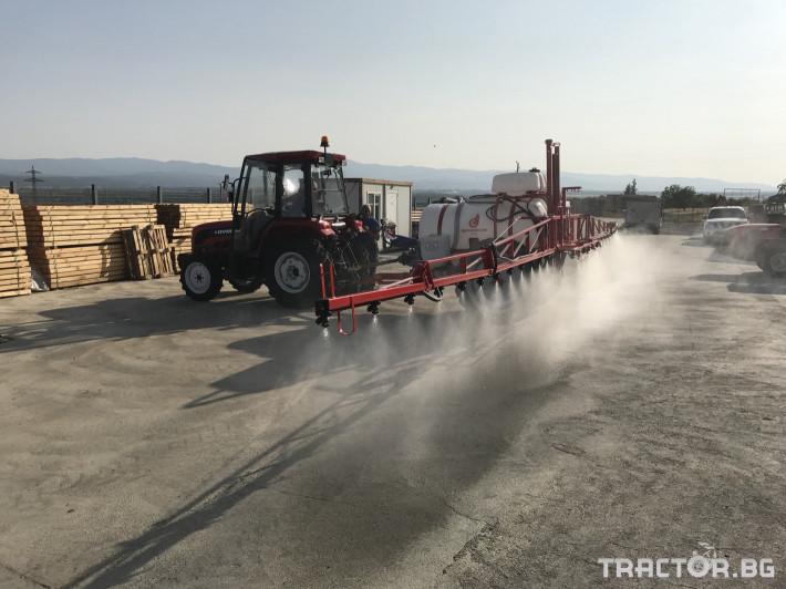 Пръскачки Прикачна щангова пръскачка AGS 1500 EN - Агромеханика (Словения) 5 - Трактор БГ