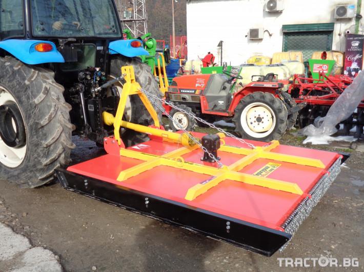 Косачки Косачка-мулчер с верига VAMPIR 160/180/200см 0 - Трактор БГ