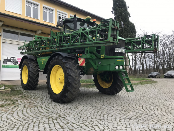 Самоходни пръскачки John-Deere 5430i 36 метра 4000 литра ЛИЗИНГ 0 - Трактор БГ