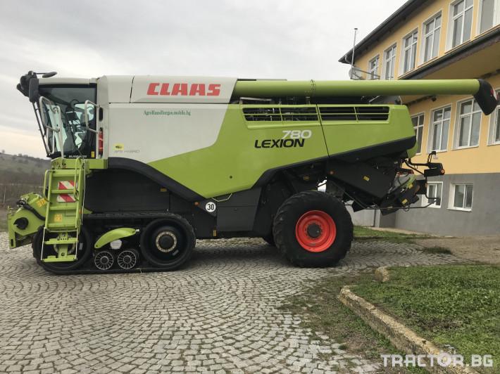 Комбайни Claas LEXION 780 TT ЛИЗИНГ 3 - Трактор БГ
