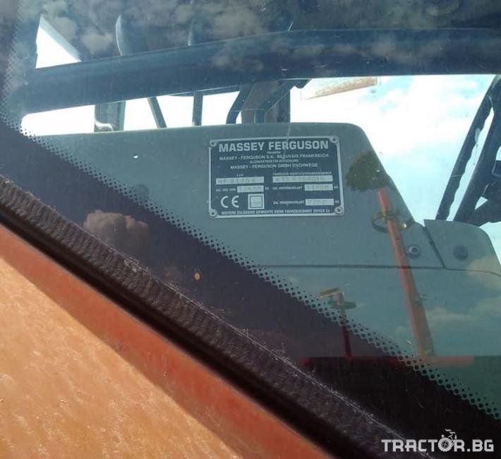 Трактори Massey Ferguson Употребяван трактор MF8170 5 - Трактор БГ