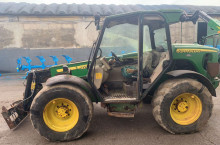 John-Deere 3200-3400-3215-3415-3220-3420-САМО НА ЧАСТИ - Трактор БГ