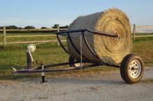 Развивачка за рулонни бали - Трактор БГ