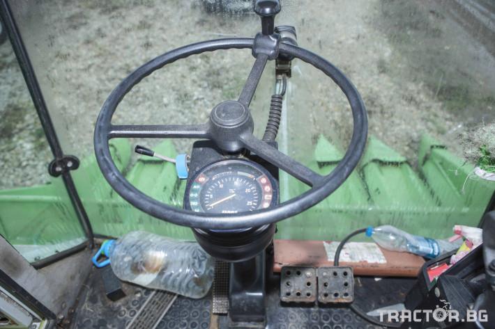 Комбайни Claas MEGA 202 10 - Трактор БГ