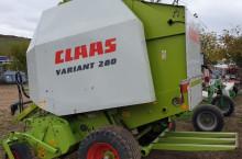 Claas Variant 280 - Трактор БГ