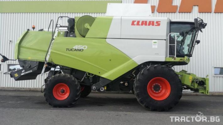Комбайни Claas Tucano 450 2019 ❗❗❗ 13 - Трактор БГ