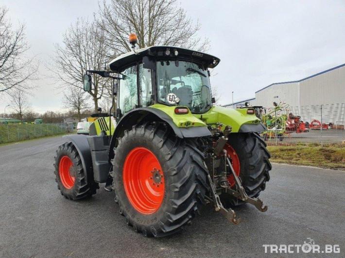 Трактори Claas Arion 640 Cebis 2 - Трактор БГ