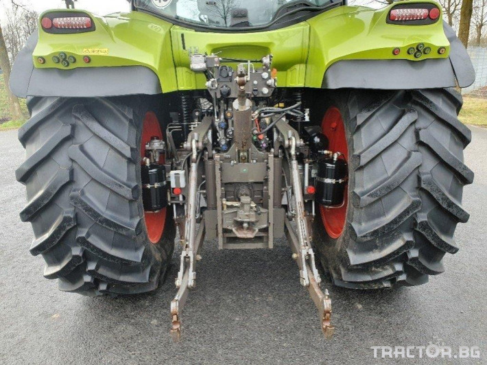 Трактори Claas Arion 640 Cebis 4 - Трактор БГ
