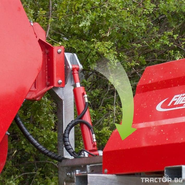 Техника за почистване Универсален храсторез от фирма Fliegl 3 - Трактор БГ