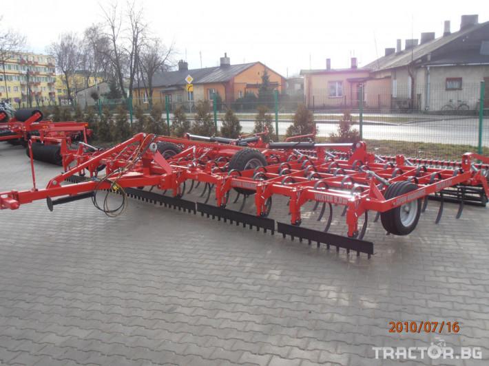 Култиватори Култиватор за слята повърхност Expom WEKTOR 6 - Трактор БГ