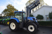 New-Holland T7.185 Powercommand - Трактор БГ
