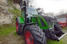 Fendt 718 Vario Power Plus