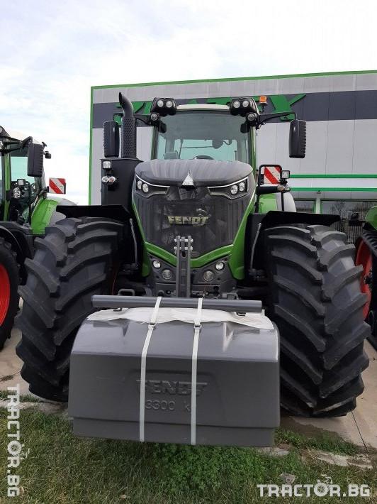 Трактори Fendt 1050 Vario Profi Plus 0 - Трактор БГ