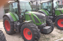 Fendt 514 Vario Power S4