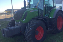 Fendt 312 Vario Profi Plus - Трактор БГ