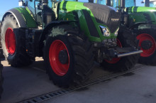 Fendt 933 Vario Power S4 - Трактор БГ